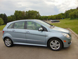 Well maintained-2008 Mercedes-Benz B200,TURBO!Sunroof & Low kms!