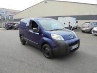 2010 Peugeot Bipper 1.4HDi 8v 70 S NO VAT Finance Available