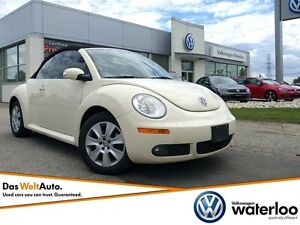 2009 Volkswagen Beetle Convertible Comfortline 2.5L 6sp at Tip