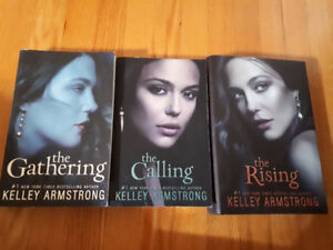 Books for sale - The Gathering series by Kelly Armstrong