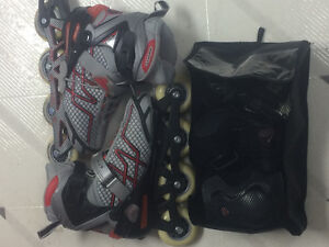 Men's firefly rollerblades size 8.5