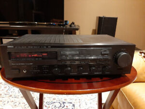 YAMAHA RX530 RECEIVER, Made in Japan, 50W RMS per channels