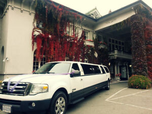 2007 Ford Expedition limo limousine