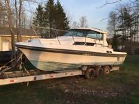 SPORTSCRAFT OFFSHORE 30FT CRUISER,TWIN SHAFT DRIVE 3995,$