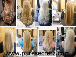 HAIR EXTENSIONS - THE BEST HAIR THE BEST INSTALLATION Peterborough Peterborough Area image 7