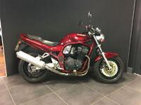 Suzuki GSF1200 1998