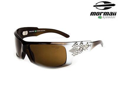 NIB MORMAII Model Asturias Mens Hand Painted Fashion Sports UV400 Sunglasses