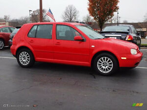 2003 VW Golf- GREAT price, act NOW- will go fast!