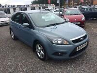 2009 FORD FOCUS 1.8 Zetec VERY LOW MILEAGE 12 MONTHS WARRANTY AVAILABLE