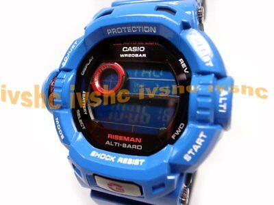 CASIO G-Shock RISEMAN G-9200BL-2 Discontinued Last Chance Sold Out #, used for sale  Shipping to United States