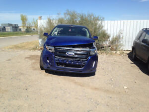 Ford Edge New Used Parts