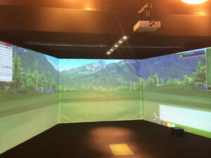 Wabasca Public Golf Simulators