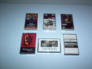 Cassette lot reduce price to 20$