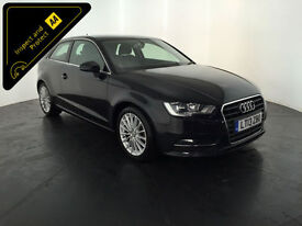 2013 AUDI A3 SPORT TDI 3 DOOR HATCHBACK 1 OWNER SERVICE HISTORY FINANCE PX