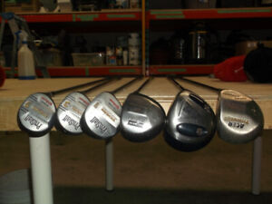 Set of Right Handed Golf clubs
