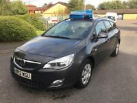 2012 Vauxhall Astra 1.3 CDTi ecoFLEX 16v Exclusiv 5dr (start/stop)