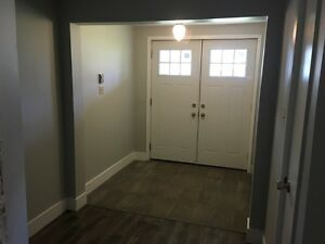 Large Completely Renovated One bedroom - Bible Hill
