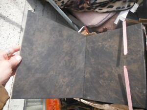 Black  light brown  Ceramic axcented tiles. local sale only