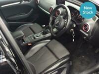 2013 Audi A3 2.0 TDI 184 S Line 5dr HATCHBACK Diesel Manual