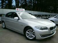 2012 BMW 5 Series 520d SE 4dr Step Auto [Start Stop] SALOON Diesel Automatic