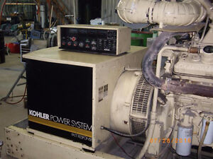 Generator 230 KW 600 Volts 3 Phase
