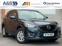 2014 Mazda CX-5 2.2 D SE-L 5d 148 BHP Estate Diesel Manual