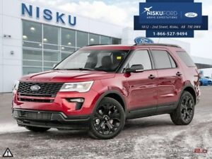 2019 Ford Explorer Sport  - Package - Sunroof