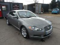 2010 60 JAGUAR XF 3.0 D V6 LUXURY 4 DOOR