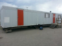 REMOVAL OF ATCO OFFICE TRAILERS AND UNWANTED MOBILE HOMES.