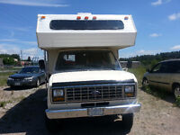 HEARD ABOUT A RV CAMPER FOR SALE!  CHECK IT OUT!