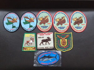 Newfoundland hunting patches