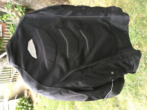 Tourmaster 3.0 armoured mesh and lined Motorcycle jacket size xl