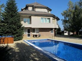House in Bulgaria with swimming pool