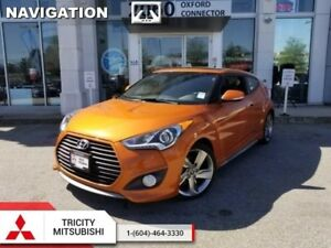 2014 Hyundai Veloster TURBO  - 	Sunroof -  Navigation