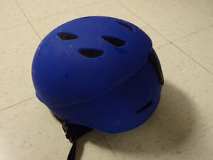 Snow-sport Helmet and Goggles