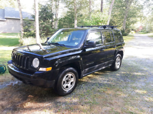 2012 Jeep Patriot - 106km - FWD - Manual