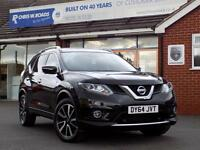 2014 64 NISSAN X-TRAIL 1.6 DCI TEKNA 4X4 7 SEATER * HUGE SPECIFICATION * DIESEL