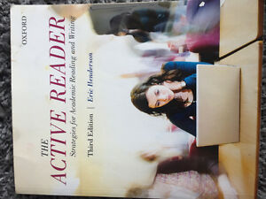 The active reader strategies for academic reading and writing