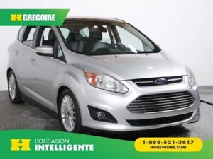 2014 Ford C-MAX SEL A/C CUIR TOIT PANO NAVIGATION MAGS BLUETOOTH