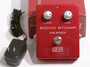 BBE Sonic Stomp SS-92