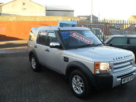 Land Rover Discovery 3 2.7TD V6 ( 7st ) 2005,