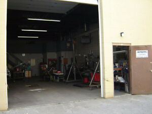 MACHINE / MILLWRIGHT SHOP FOR SALE