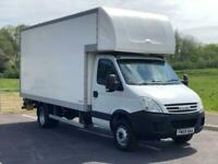 2009 09 IVECO DAILY 3.0 65C18 4300WB 16FT LUTON * AIR CON * DIRECT POLICE *