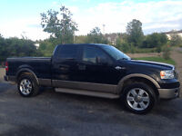 2006 Ford F-150 King Ranch Fourgonnette, fourgon