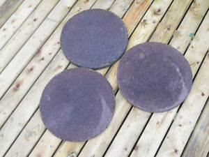 Rubber Stepping Stones