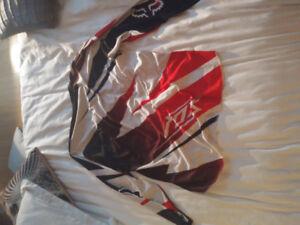 Chandail motocross/VTT FOX Honda XL neuf à vendre
