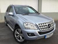 2010 Mercedes-Benz ML280 3.0TD CDI 7G-Tronic Sport **Outstanding Condition**