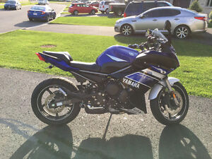 2013 Yamaha FZ6R **Mint**