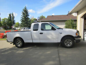 1999 Ford F-150 Pickup Truck for Sale.