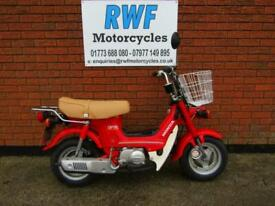 Honda CF 70 CHALLY, 1982, ONLY 1 OWNER & 13,188 MILES, EXCELLENT COND, LONG MOT